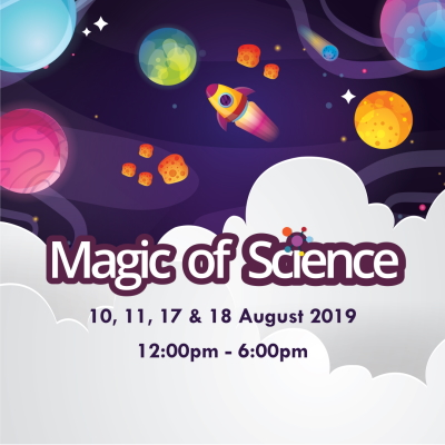 Magic Of Science