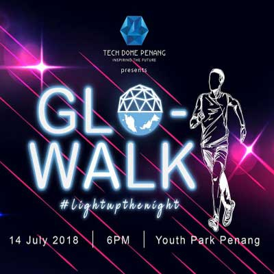 glo-walk2018 - tech dome penang